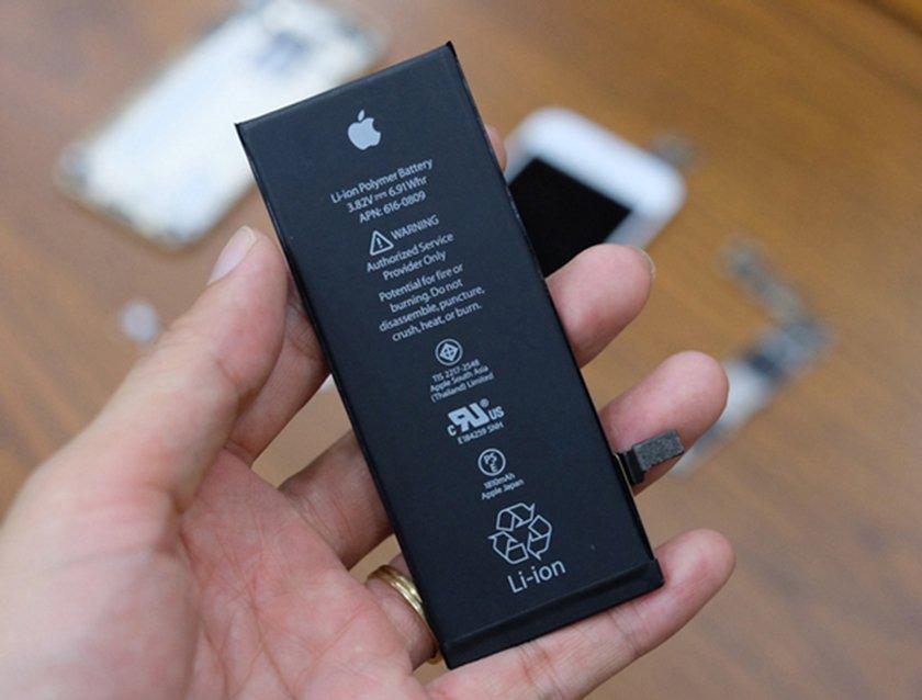 dụng cụ cần có khi thay pin iphone 6