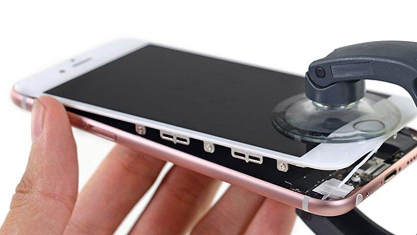 hướng dẫn thay pin iphone 6
